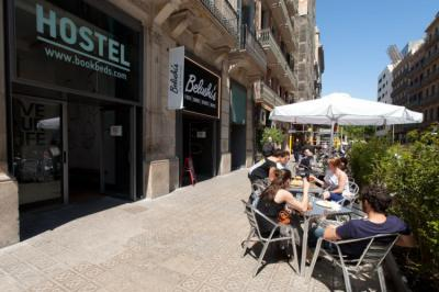 Hostels e Albergues - St Christopher's Inn, Barcelona