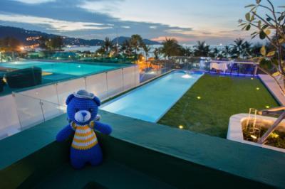 Hostels e Albergues - BearPacker Patong Hostel