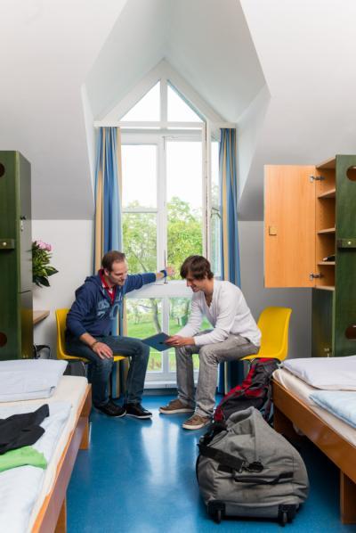 Hostéis e Albergues - Palace Hostel