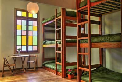 Hostels e Albergues - 3600 Hostel