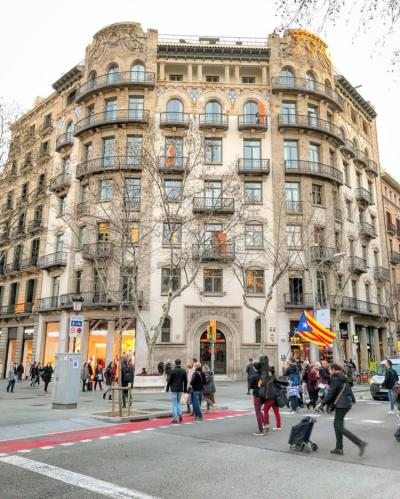 Hostels e Albergues - Hostel Safestay Barcelona Passeig de Gràcia