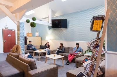 Hostels e Albergues - Trendy hostel