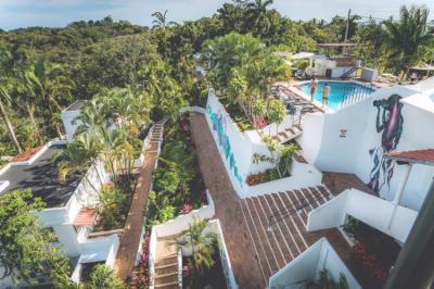 Hostels e Albergues - Selina Manuel Antonio