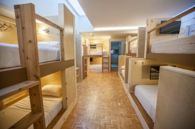 Hostels e Albergues - PodShare San Francisco