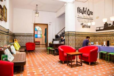 Hostéis e Albergues - Hostel One Catedral Sevilla