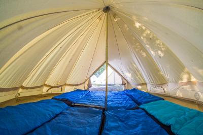 Hostéis e Albergues - Oktoberfest & Springfest All-Inclusive Camping