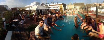 Hostéis e Albergues - Oasis Backpacker's Palace Sevilla