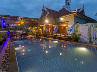 Hostéis e Albergues - HI Siem Reap Deluxe Hostel