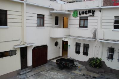 Hostéis e Albergues - Lucky Lodge