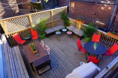 Hostels e Albergues - Wrigley Hostel