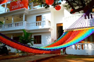 Hostels e Albergues - Zostel Goa