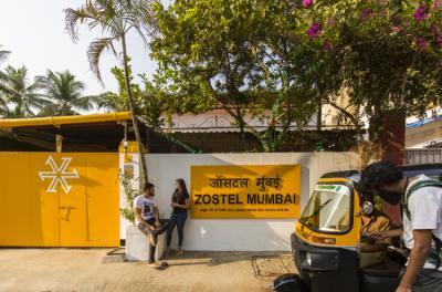 Hostels e Albergues - Zostel Mumbai