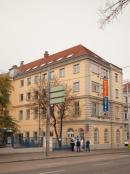 Prédio do A&O Wien Stadthalle