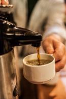 Café e chá grátis